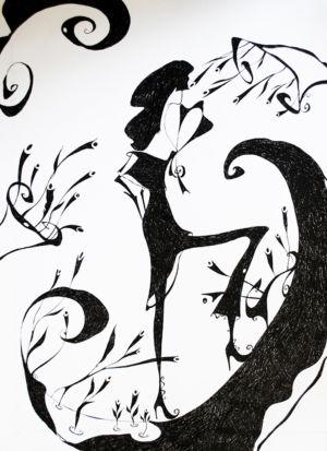 Картина «Стиль Шанель» Ирина ШУМСКАЯ