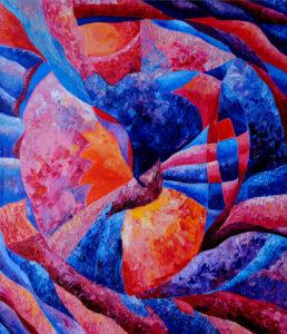 Картина «Чувства и свобода» Ирина ШУМСКАЯ