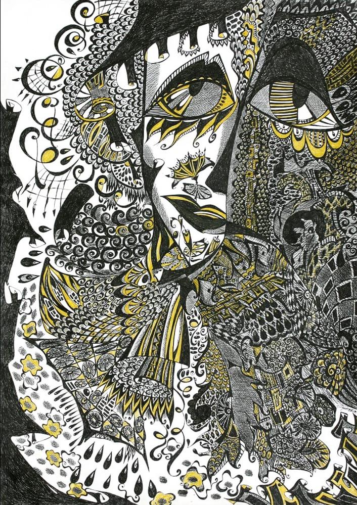 Картина «В ожидании Радости» Ирина ШУМСКАЯ