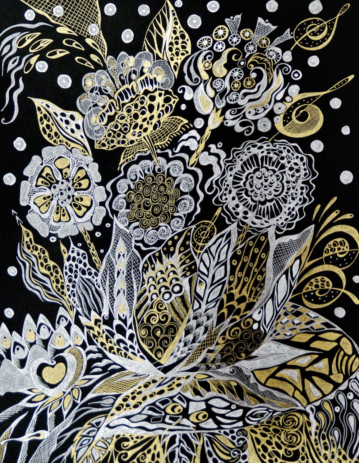 Картина «Букет» Ирина ШУМСКАЯ