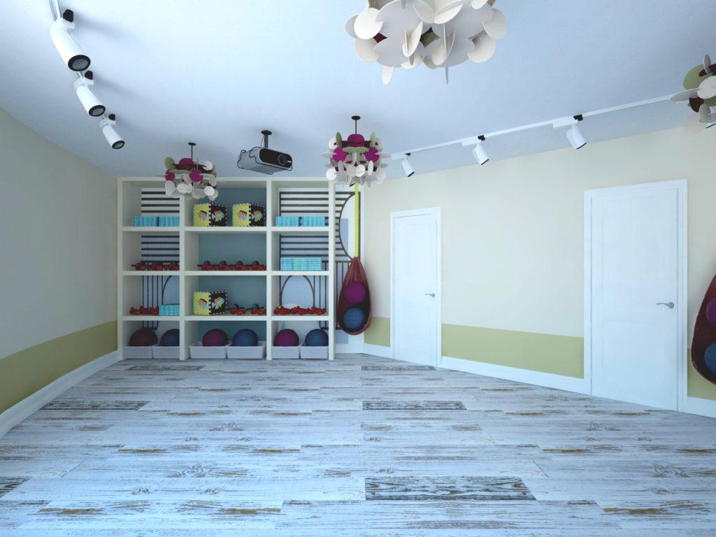 Дизайн интерьеров 3d визуализация.